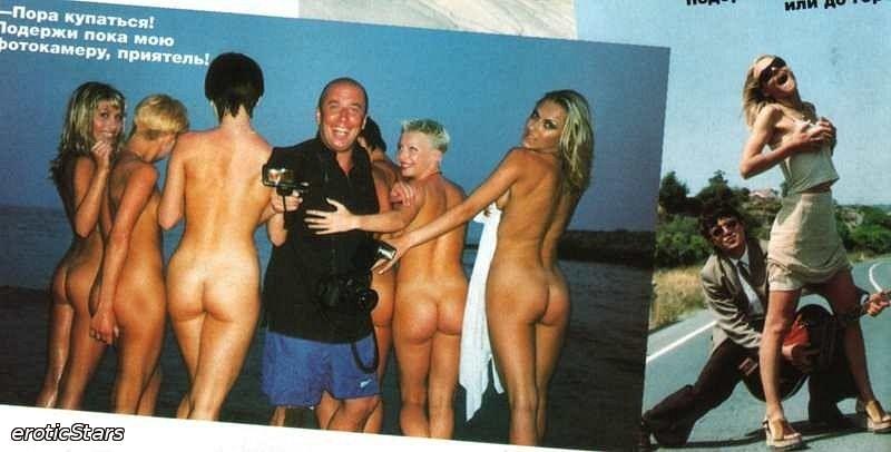 группа стрелки фото голые